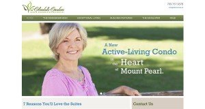Website Design in St. Johns - Glendale Gardens Suites