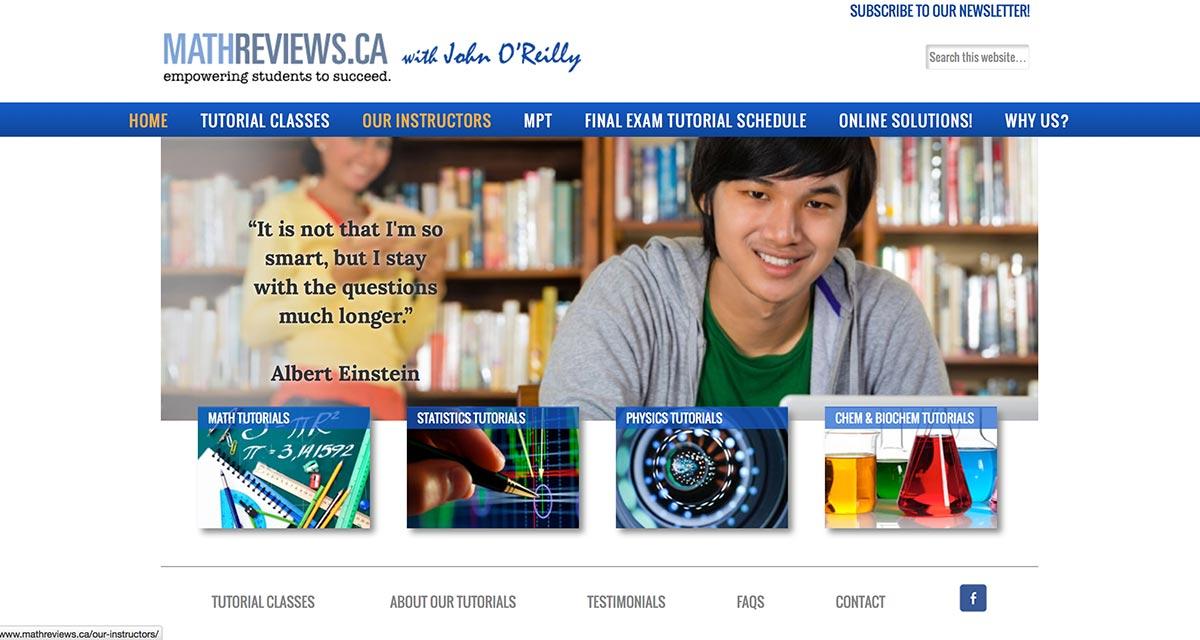 Website designers in St. John\'s - SEO, Marketing, Coaching | Lorne ...