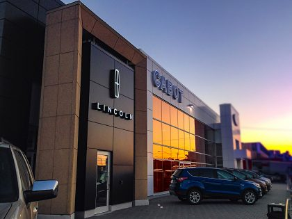 Cabot Ford Lincoln in St. John's NL