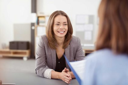 Interview coaching for school and jobs